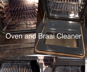 Oven and Braai Cleaner 5L