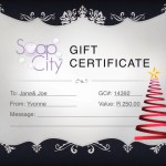 Permalink: http://www.soapcity.co.za/product/gift-certificate-r-250-00/ Edit View Product Get Shortlink