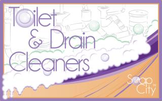 Toilet & Drain